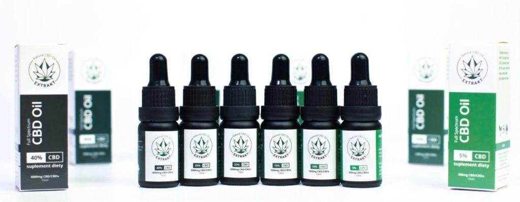 Natural CBD Oil EN