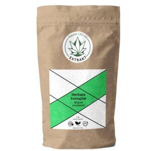 herbata konopna miętowe orzeźwienie natural cbd oil
